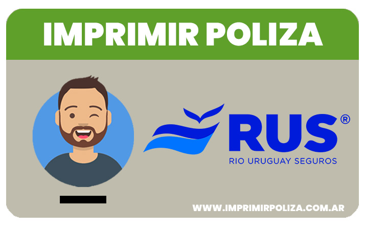 imprimir poliza rio uruguay seguros
