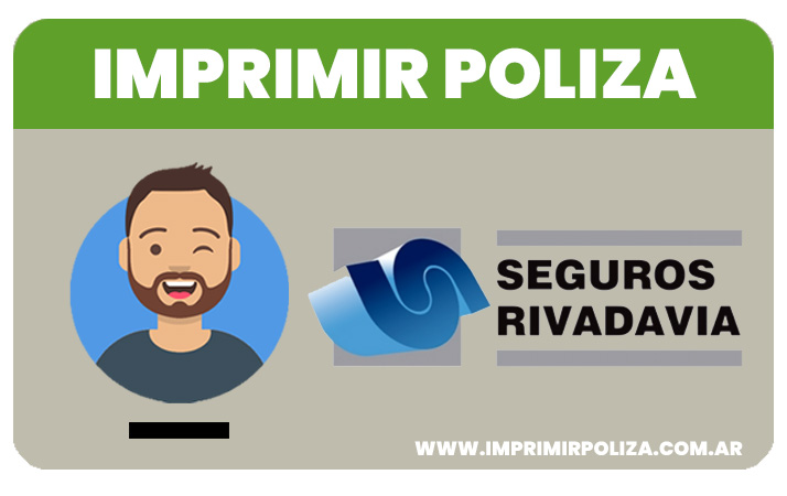 seguros rivadavia imprimir poliza