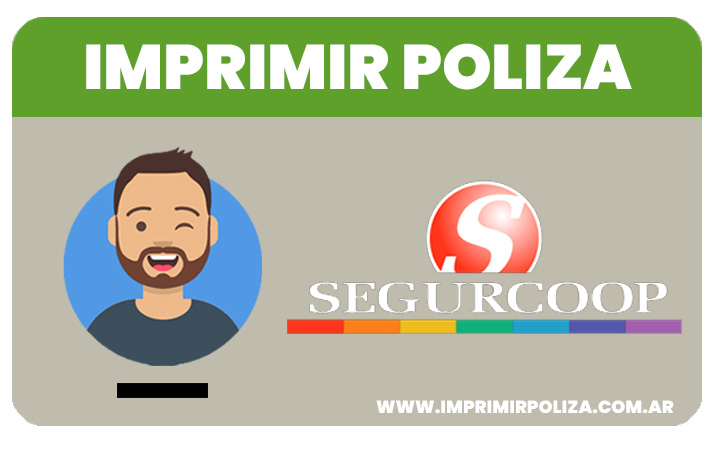 imprimir poliza segurcoop